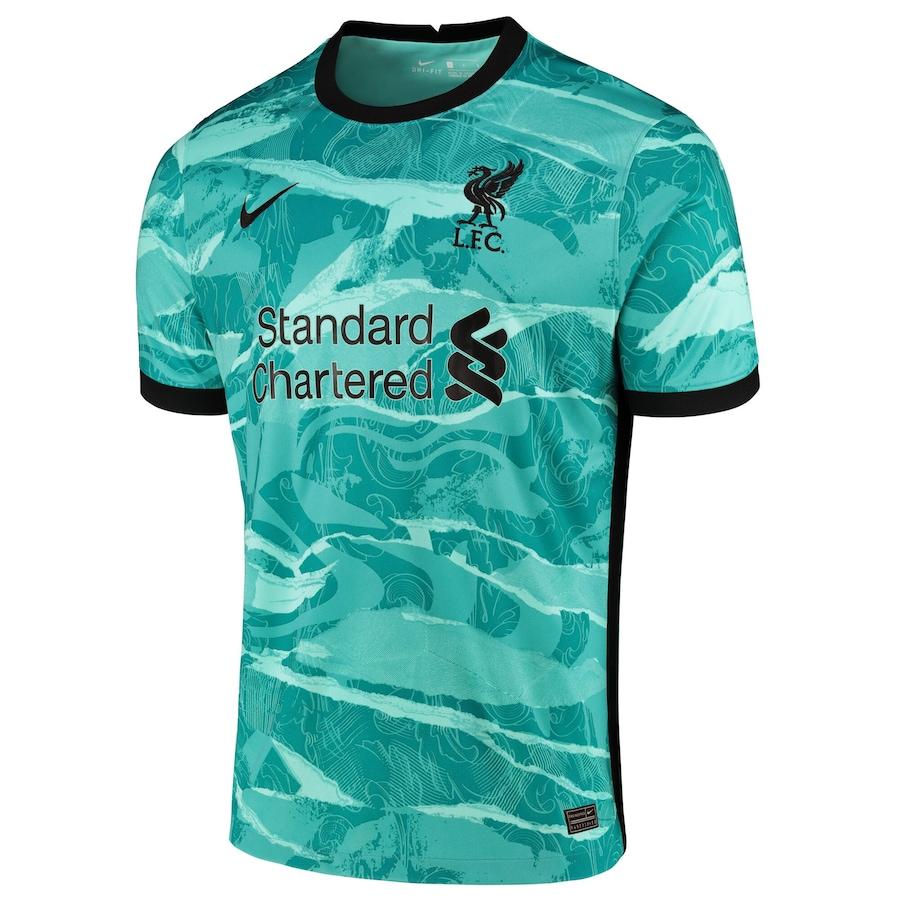 2020/21 Liverpool Away Kit - LFC Online Shop